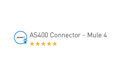 AS400 Connector for Mulesoft v2.1.2 is released